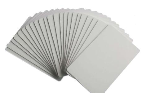 RFID超高频PVC白卡型电子标签UT2867