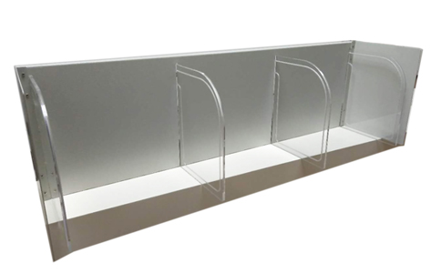 RFID智能书架/档案柜专用单元层天线HA9428