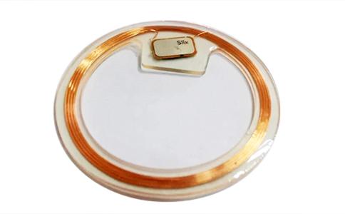 RFID高频智能餐饮快餐称重结算餐盘芯片HT1355