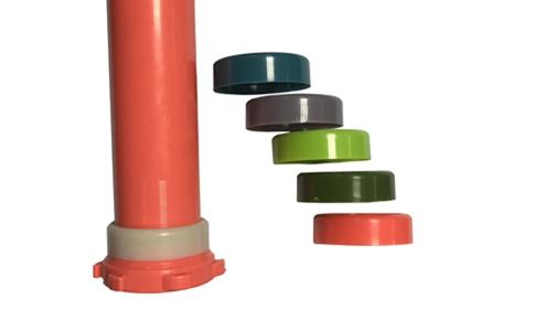高频(13.56MHz)纱管专用电子标签HT5411