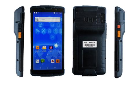 RFID超高频安卓(Android8.1)手持机MT50A