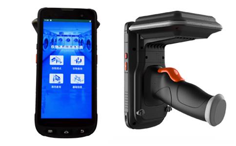 工业PDA超高频远距离手持机MT9