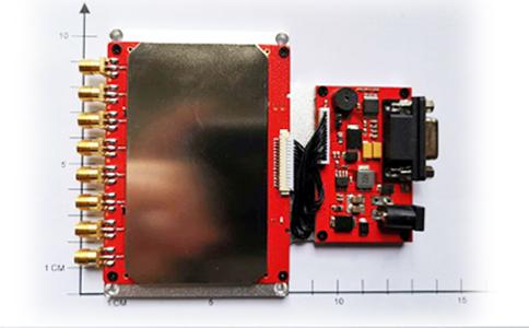 超高频UHF读写器八端口读智能柜写器UR6266