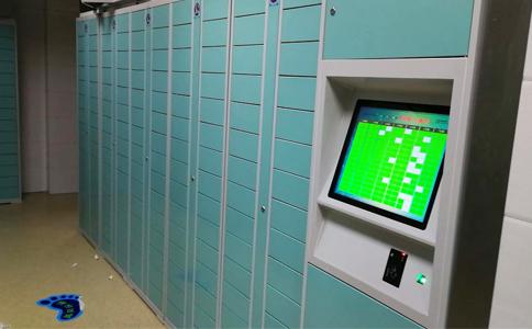 RFID天线分支器用于医院被服管理