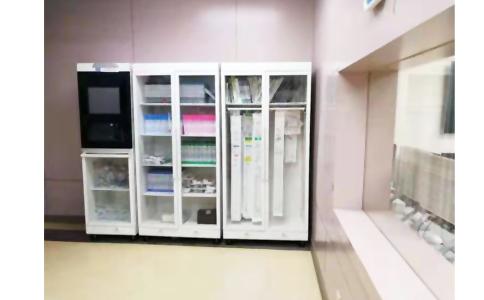 RFID应用于医疗耗材柜