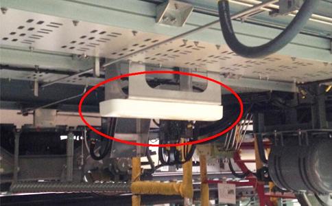 RFID远距离抗金属标签UT9200应用于地铁定位管理