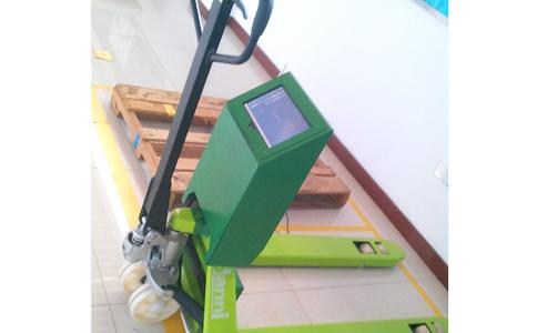 RFID应用于智能仓储叉车改装