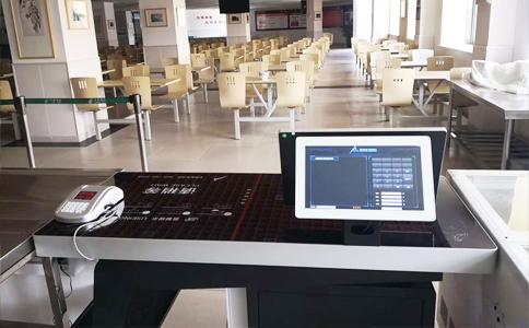 RFID高频读写器快餐店自助收银方案