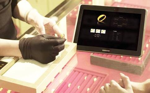 RFID应用于珠宝首饰智慧门店管理