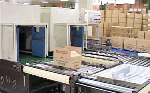 RFID技术在自动分类系统中的应用