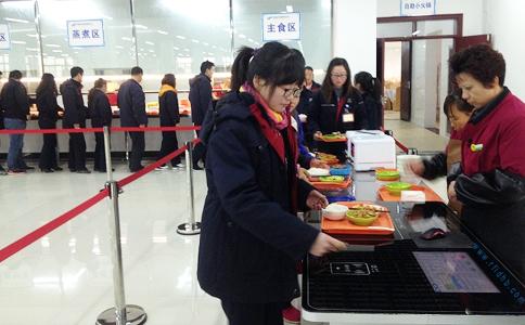 RFID智能餐饮自助收银(智盘)方案