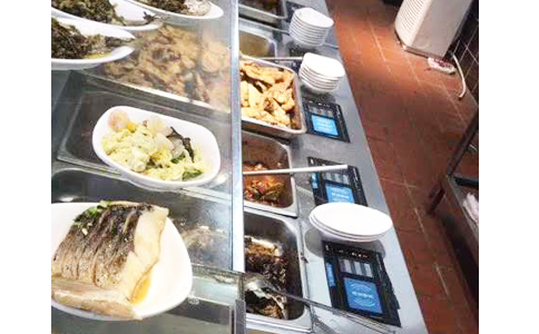 ID智能餐饮自助结算系统