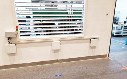 RFID抗金属标签UT8957应用于车间物料车管理