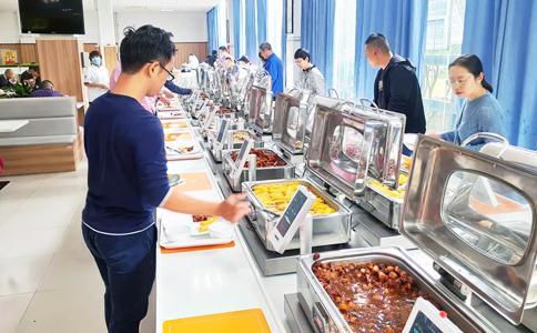 """拒绝食物""""浪费!RFID智慧食堂自助称重定价方案"""