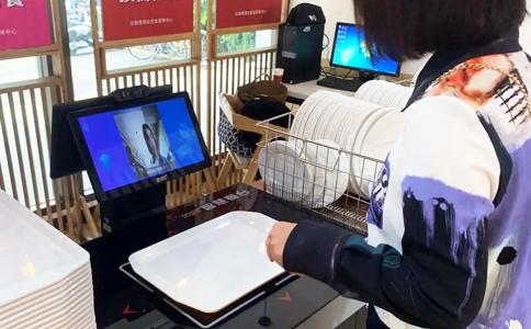 神奇!RFID技术下餐厅智能点菜系统