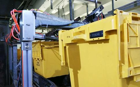 RFID助力医疗危险废弃物全流程管理